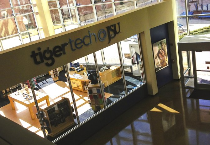 Tiger Tech @ JSU, an Apple Authorized Campus Store located on the first floor of the Jackson State University Student Center, will host its grand opening Jan. 31 at 10 a.m.