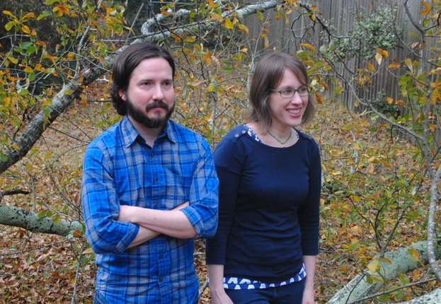 Gordon and Joy Garretson of The Delicate Cycle have been recording their well-honed indie-pop songs at home for years, but they finally released their debut CD this year.