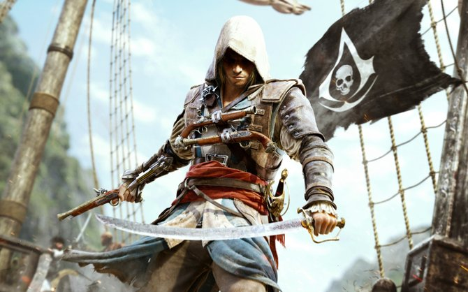 """The impressive experience of  """"Assassin's Creed: Black Flag"""" makes an admirable case for more nautical adventures in video games."""