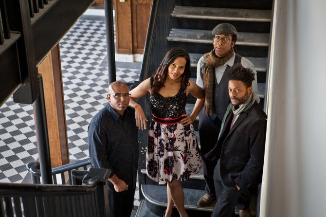 The string-based band, Carolina Chocolate Drops, seeks to highlight the important role that African Americans played in creating this nation's music more than a century ago and keep that old-time music alive.
