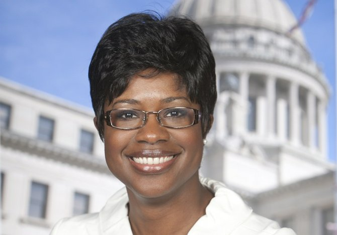 Rep. Adrienne Wooten tried to fend off a bill to ban most abortions after 20 weeks, but the measure ultimately passed the House and now moves on to the Senate.