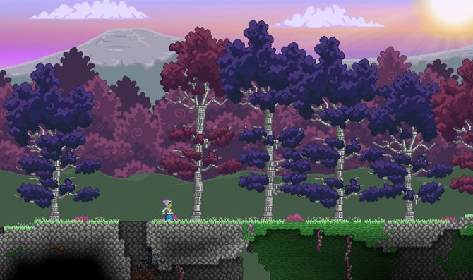 """""""Starbound"""" offers lots of room to explore but ultimately needs further development to really shine."""