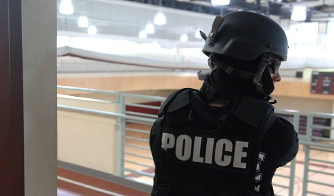 Lt. Gov. Tate Reeves spurred lawmakers last year to set aside $5 million for grants paying $10,000 each toward armed school resource officers.