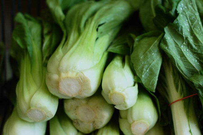 For those looking to get more green vegetables, but sick of the same old thing, bok choy is a different variant on a familiar veggie.
