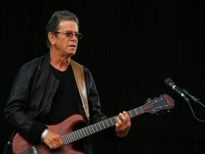 "Several Jackson bands are coming together to pay tribute to late rocker Lou Reed at ""Perfect Day,"" a concert this Sunday at Duling Hall."