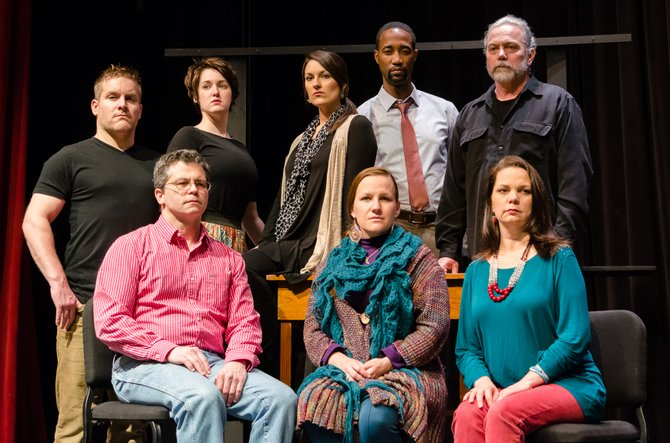 "The play ""The Laramie Project,"" based on Matthew Shepard's tragic death in 1998, spreads a message of tolerance."