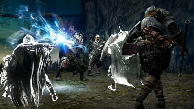 """Dark Souls 2"" requires a more intellectual combat than the button-mashing style of many games on the market these days."