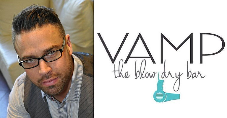 Nathan Coughlin, owner of Nathan's Salon and Nathan's at Great Scott, will bring a new hairstyling option to Jackson with the opening of Vamp the Blow Dry Bar in Fondren Plaza at the end of May.