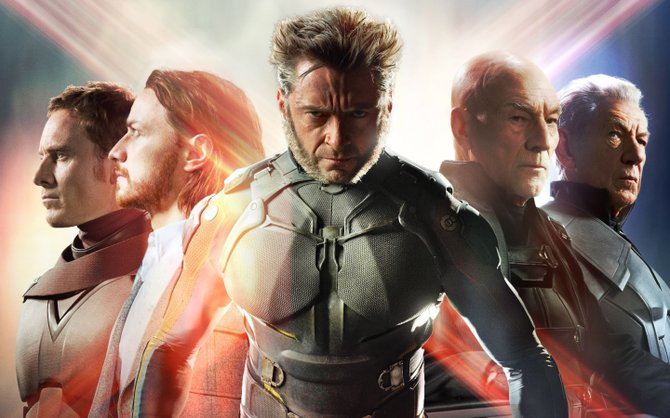 """X-Man: Days of Future Past"" packs the biggest punch when it comes to cinematic star power this summer."