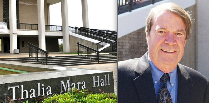 Thalia Mara Director Michael Raff said the theater has been revamped with a new air conditioning unit, a fire safety system, lighting and sound system upgrade, and new, larger chairs and carpeting.