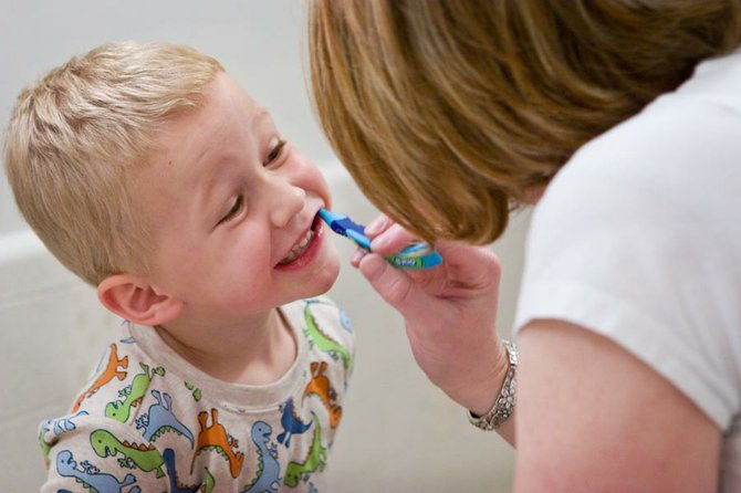 By age 5, about 60 percent of U.S. children will have had cavities; 40 percent have them when they enter kindergarten, according to a report from the American Academy of Pediatric Dentists.