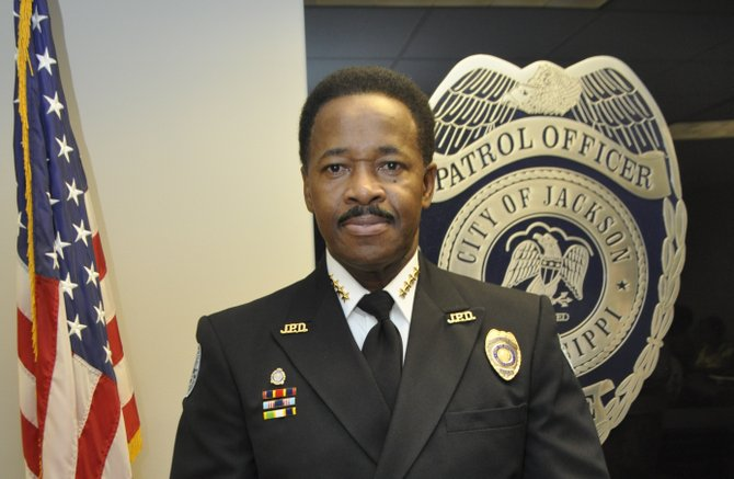 Lindsey Horton, a 30-year veteran of law enforcement, stressed professionalism in his one year on the job and expressed his gratitude to the Yarber administration.