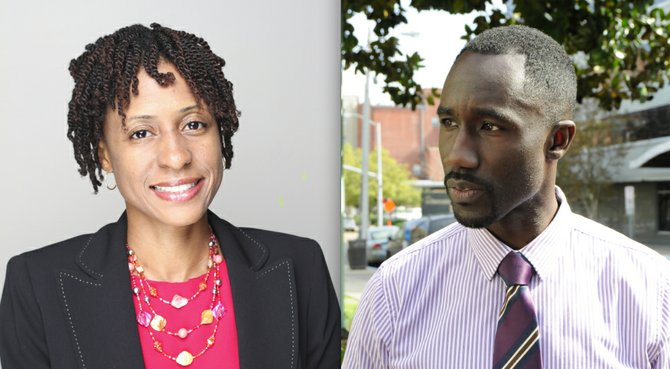 After stating at a public meeting that he lacked the ability to remove a judge from the municipal bench, Mayor Yarber moved to fire Judge June Hardwick (left) over the weekend.