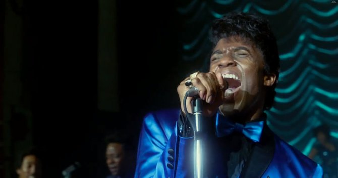"""""""Get on Up"""" gives an in-depth look at the life of music legend James Brown."""