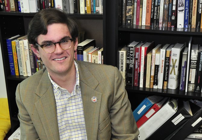 Evan Alvarez made a media splash when he ditched his post as president of the Mississippi Federation of College Republicans to join his former nemesis, the Democratic Party.