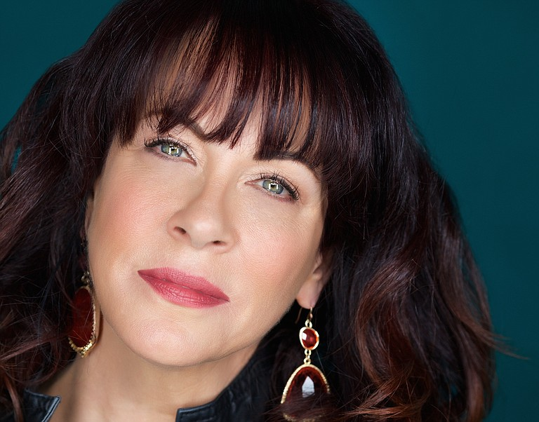 Blues singer Janiva Magness performs songs from her self-written album at the Jackson Rhythm and Blues Festival.
