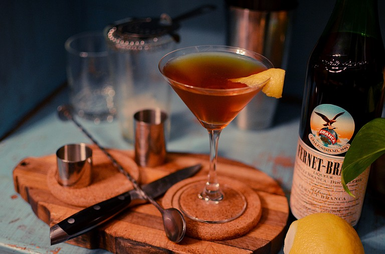 Bravo bartender Chris Robertson teaches the ins and outs of mixing stout at Home Bar 101.