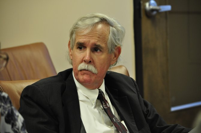 Developer David Watkins says the ongoing debacle over Farish Street is the result of legal advice from Jackson Redevelopment Authority board attorney Zach Taylor (pictured) and his firm Jones Walker. Taylor has no comment.
