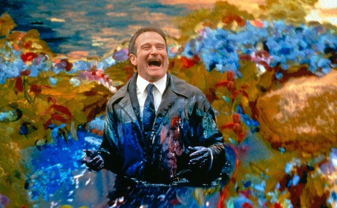 "Sporting his well-honed dramatic chops and incomparable comedic timing, even Robin Williams' less remembered roles, such as his character in ""What Dreams May Come,"" are worth revisiting."