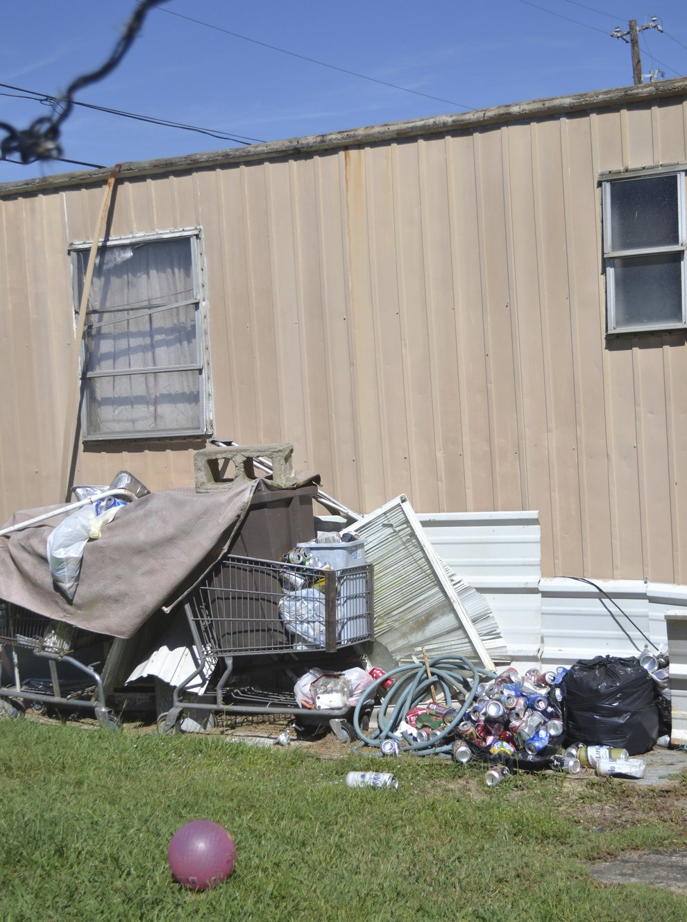Deplorable Conditions At Westside Trailer Park
