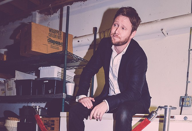 Mississippi-born musician Cory Branan comes to Duling Hall Sunday, Nov. 9, with a new album and a new lease on songwriting.