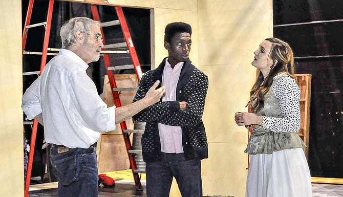 """Tartuffe"" runs at Belhaven University Nov. 12-15."