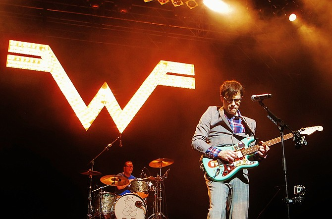 """After more than 20 years, Weezer's latest album, """"Everything Will Be Alright in the End,' is earning back the love I had as a college freshman."""
