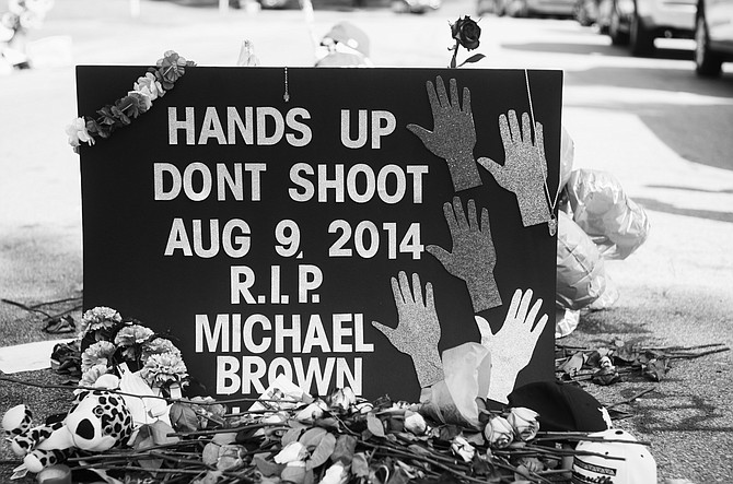 Darren Wilson, who is white, had been on administrative leave since he killed Michael Brown, an unarmed black 18-year-old, during an Aug. 9 confrontation. A grand jury decided Monday not to indict him, sparking days of sometimes violent protests in Ferguson and other cities.