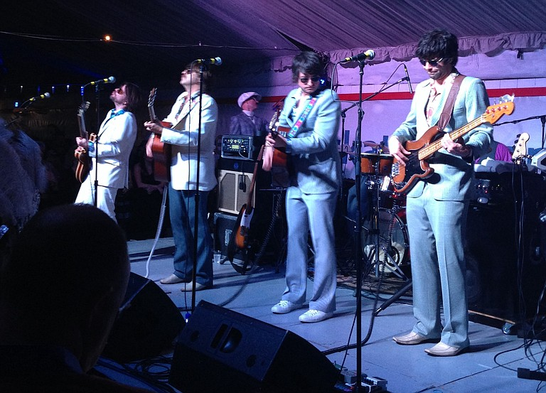Yacht Rock Revue performed on New Year's Eve in Atlanta. Let's bring them to Jackson.