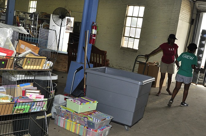 N.U.T.S. is a fundraiser for The Good Samaritan Center that sells surplus donated items to raise money for families in emergency crisis situations. The stores have been in operation for more than 40 years. File Photo