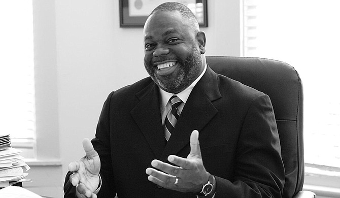 U.S. District Judge Carlton Reeves is presiding over the scheduled three-day prison hearing. Photo courtesy JSU Web