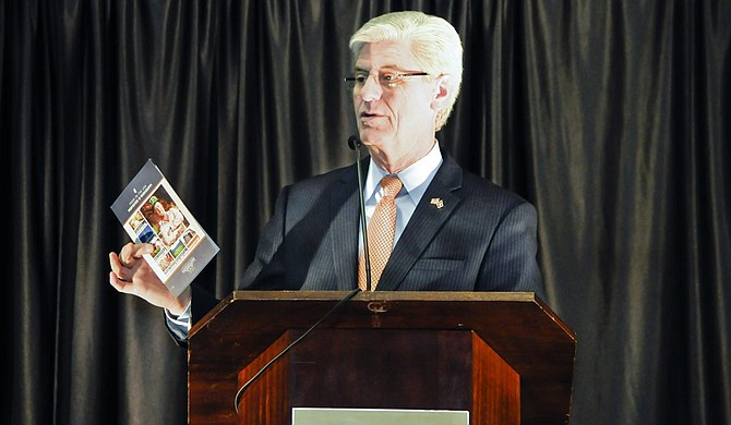 Since Gov. Phil Bryant took office in January of 2012, 26 bills have been filed in the Legislature to restore voting rights. Eight have made it to Bryant's desk. All eight became law without his signature.