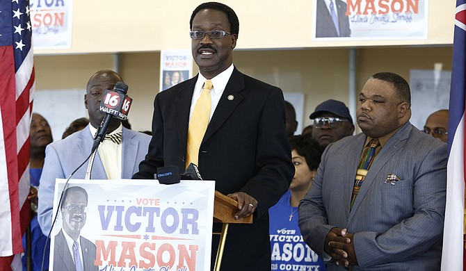 Victor Mason, former gang-unit leader of the Jackson Police Department and a former Hinds County deputy (and a close friend of former Mayor Frank Melton) said he wants to bring back mentorship programs to help the youth.