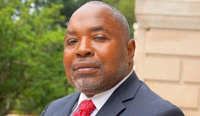 Alphonso Hunter is taking another shot at the Hinds County Board of Supervisors seat he held temporarily after the death of District 2 Supervisor Doug Anderson. Photo courtesy Jay Johnson