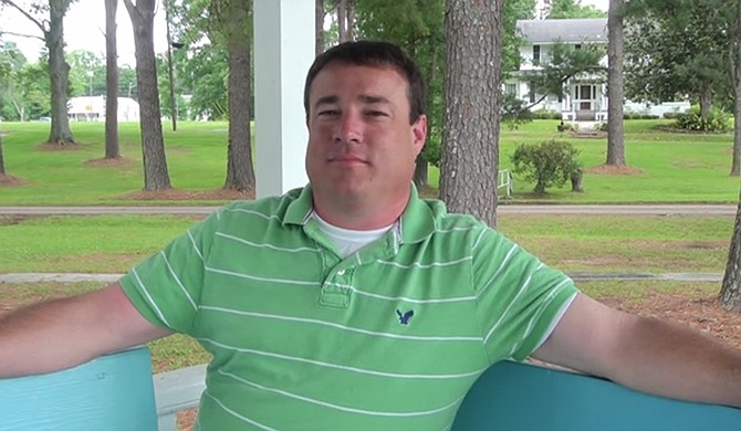 "Stonewall Mayor Glenn Cook (pictured) says ""until attorneys got involved"" in the aftermath of the incident between Jonathan Sanders and white part-time officer Kevin Herrington, people in Stonewall were willing to patiently await the outcome of the investigation that the Mississippi Bureau of Investigation was conducting. Photo courtesy Youtube/CC Hot Topics TV Channel"