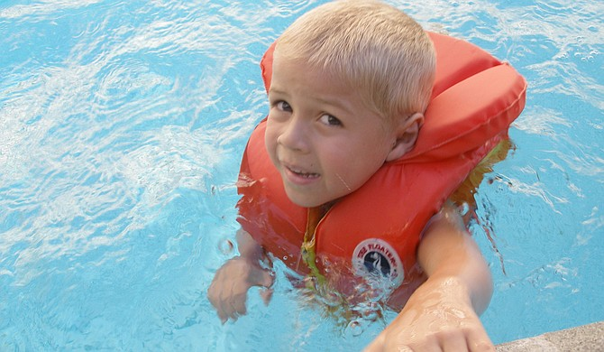 As we swim in the hot Mississippi summer, it's important to remember safety. Photo courtesy Flickr/Thomas Quine