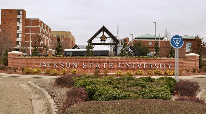 A new study from ProPublica shows that only 36 percent of Jackson State University students who received Pell grants graduated within 6 years. Trip Burns/File Photo