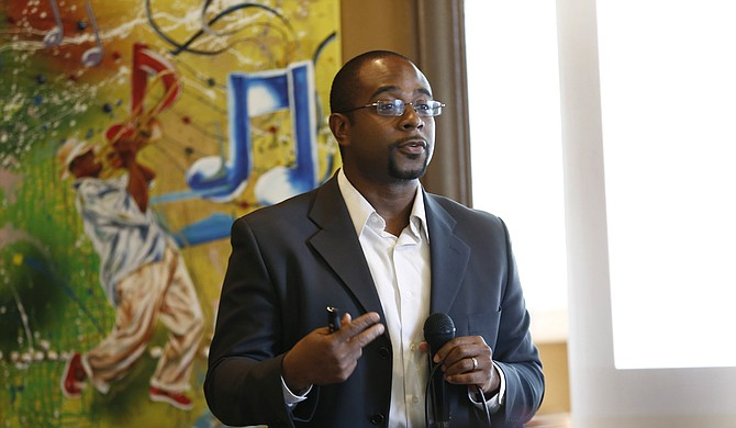 Jemar Tisby is acting as the interim principal of Midtown Public Charter School, after the resignation of Adam Mangana, the founding principal of the middle school.