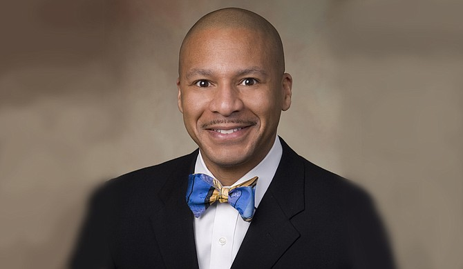 The National Alliance of Black School Educators named Dr. Cedrick Gray, the superintendent of Jackson Public Schools, Superintendent of the Year. Photo courtesy Jackson Public Schools