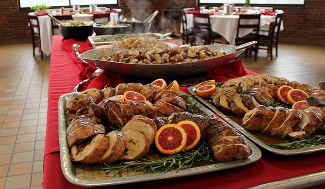 This year, let local restaurants cater your Christmas feast. Photo courtesy Flickr/Randy OHC