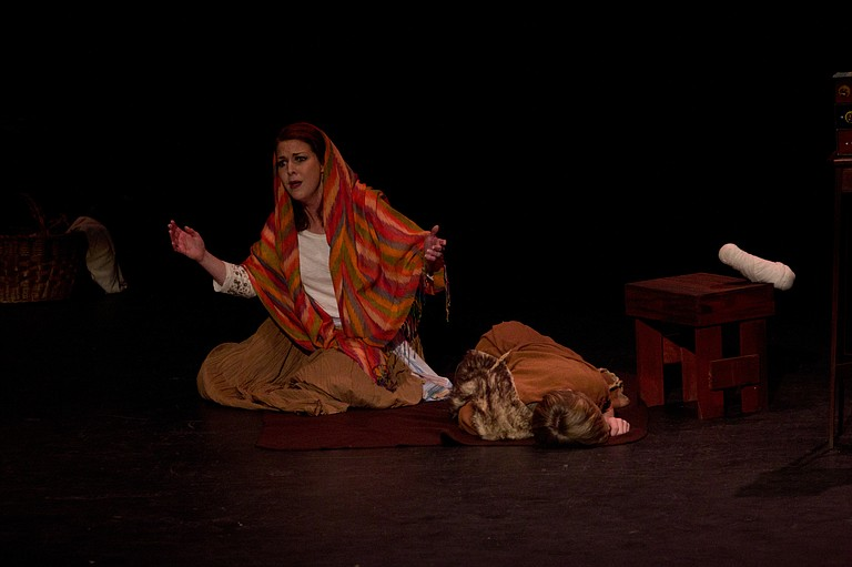 """Mississippi Opera will perform """"Amahl and the Night Visitors"""" on Dec. 20. Photo courtesy Tippy Garner"""
