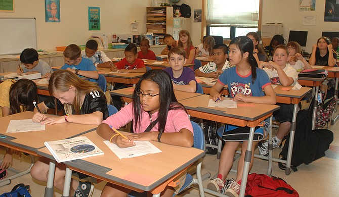Sixty percent of Mississippi's students, grades 3 through 8, scored at or above the average level on math and English assessments released Dec. 17. Photo courtesy Flickr/USAG Humphreys