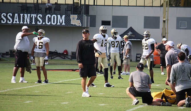 The New Orleans Saints may trade head coach Sean Payton to another team soon. Photo courtesy Flickr/Vamostigres