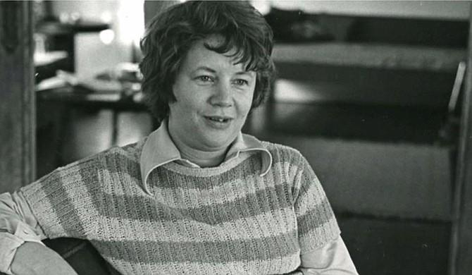 Winifred Green circa 1973 Photo courtesy Children's Defense Fund