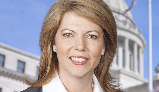 Sen. Sally Doty, R-Brookhaven, authored a bill that would add domestic violence as grounds for divorce in Mississippi; the bill passed through the Senate Judiciary-A Committee and is on the Senate Calendar. Photo courtesy Mississippi Legislature
