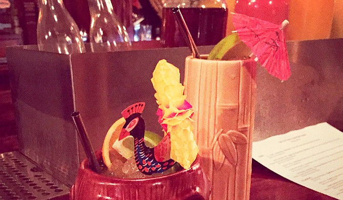A party Julie Skipper attended had Tiki cocktails to go with the Tiki theme. Photo courtesy Flickr/Scaredykat