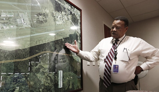 Jackson Municipal Airport CEO Carl Newman outlined the future of the Jackson airport as growth, including the possibility of new low-cost carrier.