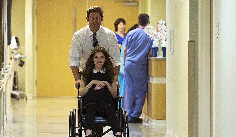 John Krasinski as John Hollar, Anna Kendrick as Rebecca in 'The Hollars' Photo courtesy Sycamore Pictures