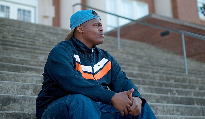 Jeremy Baugh, 23, currently attends Mississippi State University. In 2010, Jeremy was forcibly withdrawn from Ridgeland High School after school officials learned he didn't live in Ridgeland. Photo courtesy Chauncey Mangum