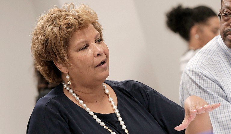 Hinds County Public Defender Michele Purvis Harris said that immediately upon arrest, the media tend to focus on the criminal, skewing perceptions of the magnitude of the crime problem in Jackson.